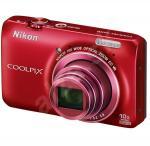 Фотоаппарат NIKON COOLPIX S6300 pink