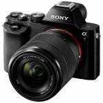 Цифровой фотоаппарат со сменной оптикой Sony Alpha A7 kit 28-70